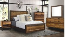 Cruz Bedroom