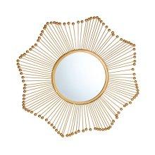 Ray Gold Mirror