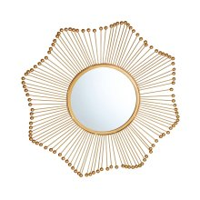 Ray Gold Mirror