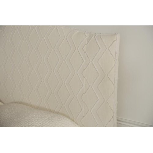 Mia Queen Upholstered Bed