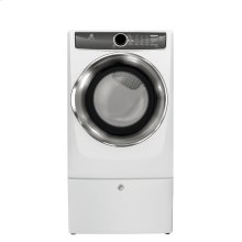 Floor Model Clearance! - Front Load Perfect Steam Gas Dryer with Instant Refresh and 9 cycles - 8.0. Cu. Ft.