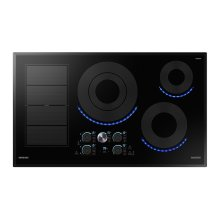 "36"" Induction Chef Collection Cooktop"