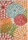 Aloha Alh05 Gre Rectangle Rug 5'3'' X 7'5''