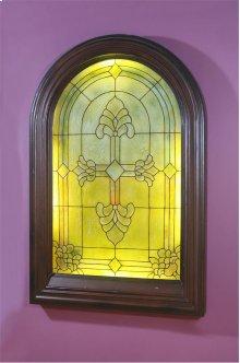 "Regina Stained Glass ""Window"""