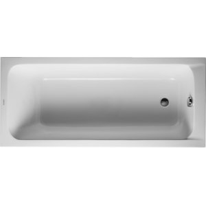 White D-code Bathtub, Individually Packed