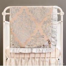 Royal Duke Crib Blanket