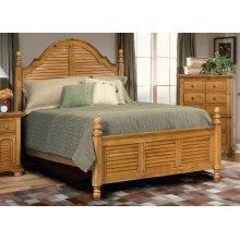 Cottage Poster Bed