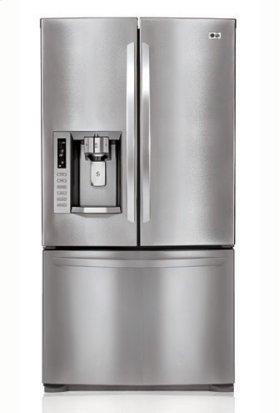 3-Door French Door Refrigerator with Ice and Water Dispenser (28 cu.ft.)