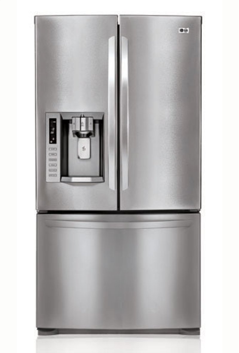 Lfx28977st In Stainless Steel By Lg In Pleasant Hill Ca 3 Door
