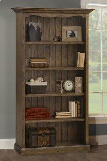 Tuscan Retreat® Medium Bookcase - K/d - Ctn A - Antique Pine