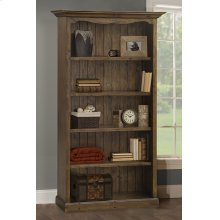 Tuscan Retreat® Medium Bookcase - K/d - Ctn A - Antique Pine