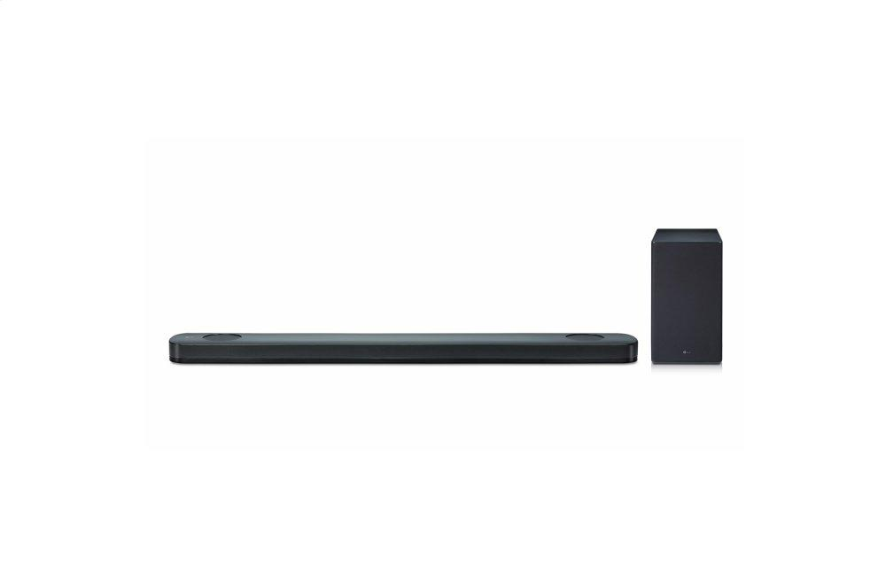5.1.2 ch High Res Audio Sound Bar with Dolby Atmos(R)