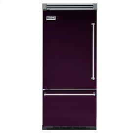 """Plum 36"""" Bottom-Mount Refrigerator/Freezer - VIBB (Left Hinge Door)"""