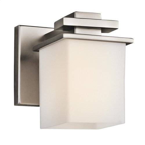 Tully Collection Tully 1 light Wall Sconce in Antique Pewter