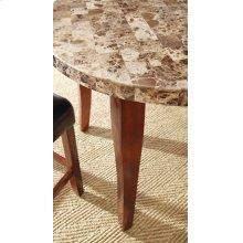 """Montibello Counter Table 40""""x40"""", (36""""H)"""