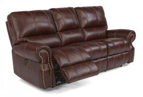 Carlton Fabric Power Reclining Sofa