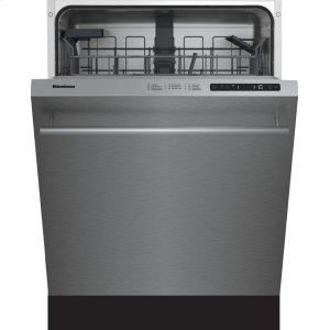 "Blomberg Appliances24"" Tall Tub dishwasher 5 cycles top control stainless 48 dBA"
