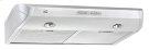 """350 CFM 60"""" Under Cabinet Range Hood White Product Image"""