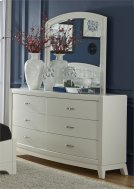 6 Drawer Dresser Product Image