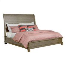 Plank Road Eastburn Sleigh Bed Package 6/6