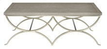 Marquesa Cocktail Table in Marquesa Gray Cashmere (359)