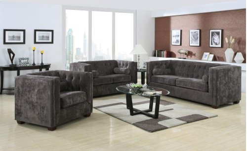 3pc (sofa + Love+ Chair)