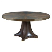 AD Modern Organics Camby Round Dining Table Complete