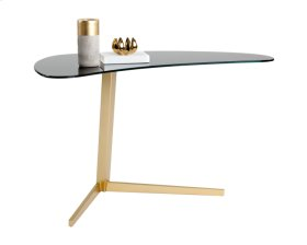 Campaign Writing Desk Gold