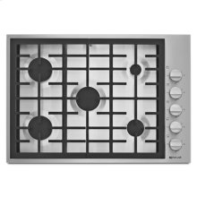 """OPEN BOX Pro-Style® 30"""" 5-Burner Gas Cooktop"""