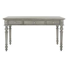 Ronin 3 Drawer Desk - Grey Wash