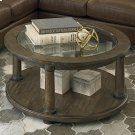 Compass Round Cocktail Table Product Image