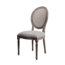 Round Mesh Back Maxwell Side Chair