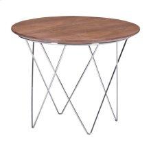 Macho Side Table Walnut