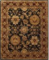 Jaipur Ja18 Blk Rectangle Rug 7'9'' X 9'9''