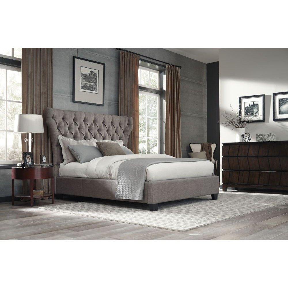 Melina Full Storage Bed
