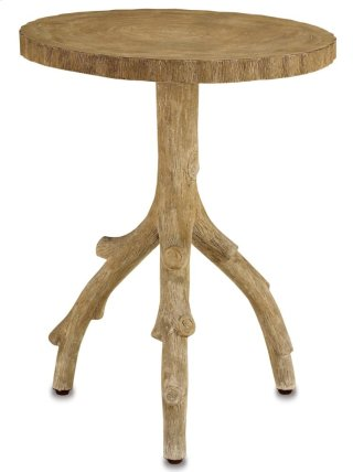 Redgrove Accent Table - 22h x 18dia.