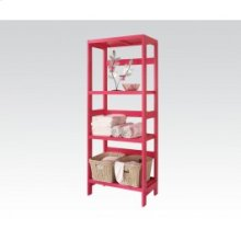 Pink Bathroom Rack