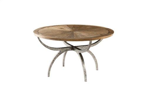 Lagan II Dining Table, Echo Oak