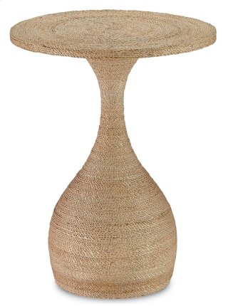 Simo Accent Table - 20.5rd x 26h