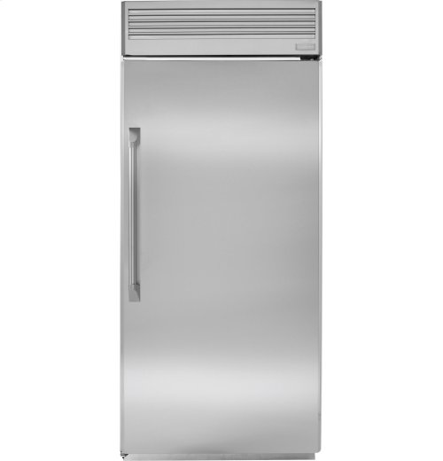 "Monogram 36"" Professional Built-In All Refrigerator"