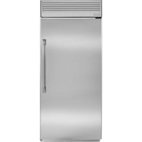 "Monogram 36"" Professional Built-In All Refrigerator"