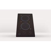 "120v Lite-Touch Q® 2 Burner Trimline with PUPS """