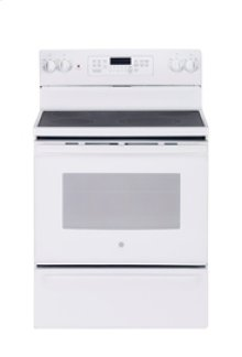 "30"" Free Standing Electric Self Cleaning Convection Range"