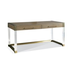 Argon Acrylic Writing Desk