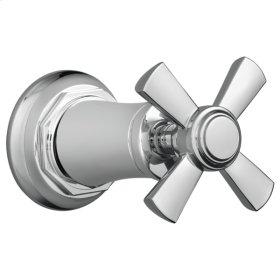 Sensori® Volume Control Trim With Cross Handle