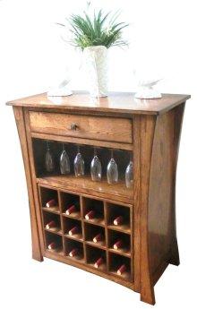 Amberleigh Wine Cabinet