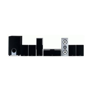 Onkyo7.1-Channel Home Theater Speaker System