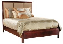 5th Avenue Upholstered Bed, Cal King