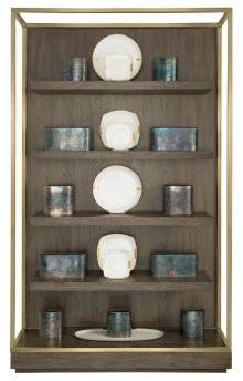 Profile Etagere in Profile Warm Taupe (378)