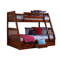 Mission Twin/Full Bunk Product Image